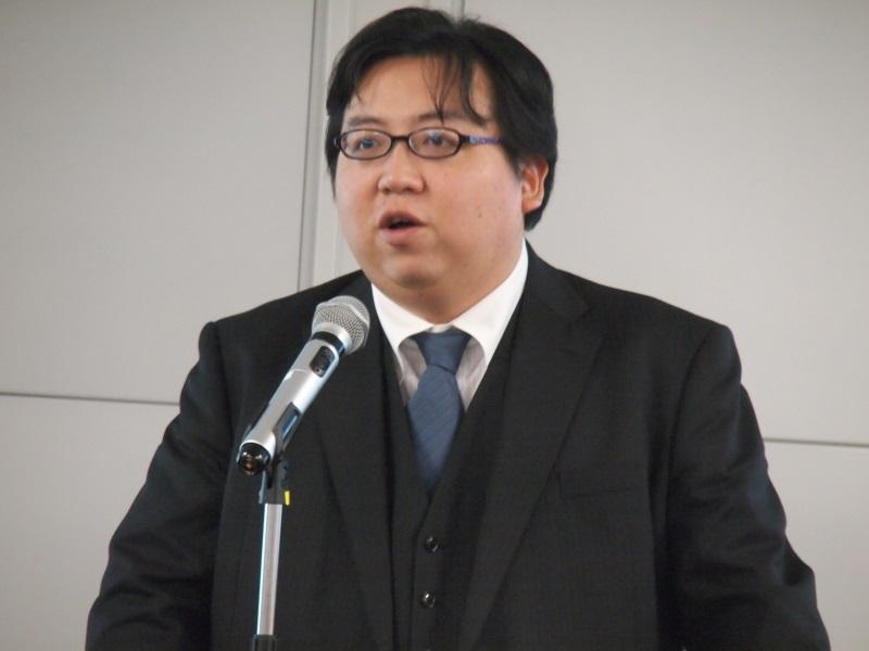 エフセキュアの富安洋介氏