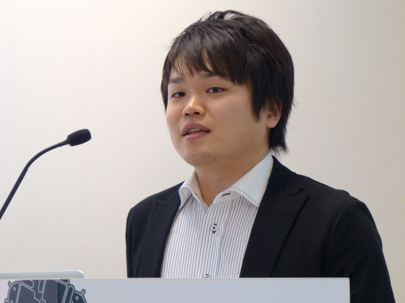 グーグル株式会の村上陽祐氏(Google マップ プログラムマネージャー)