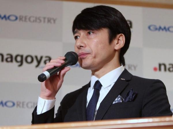 GMOインターネットグループ代表/GMOドメインレジストリ取締役会長の熊谷正寿氏