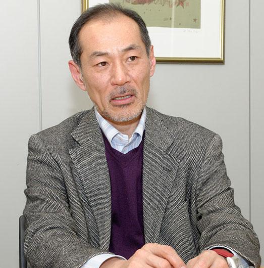 「インターネット白書ARCHIVES」のプロジェクトを主導した株式会社インプレスR&Dの井芹 昌信氏