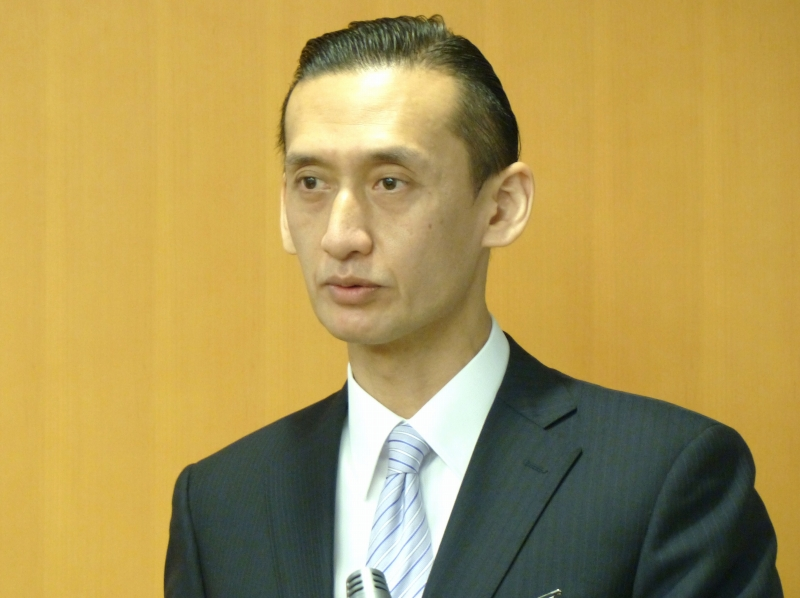 IDC Japan株式会社の鈴木康介氏(ストレージシステムズリサーチマネージャー)