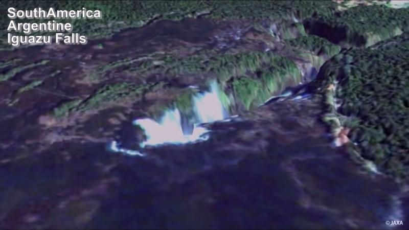 イグアスの滝(南米)