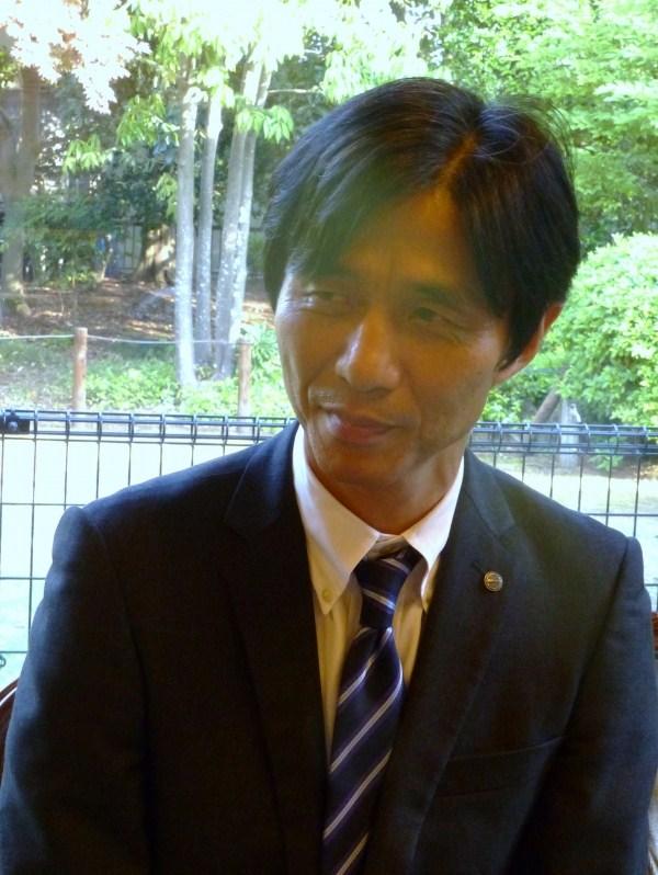 カシオ計算機株式会社の岡本哲史氏