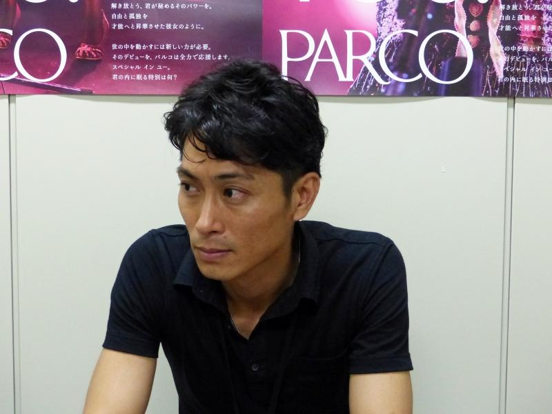 株式会社パルコ・シティの岡田泰宏氏