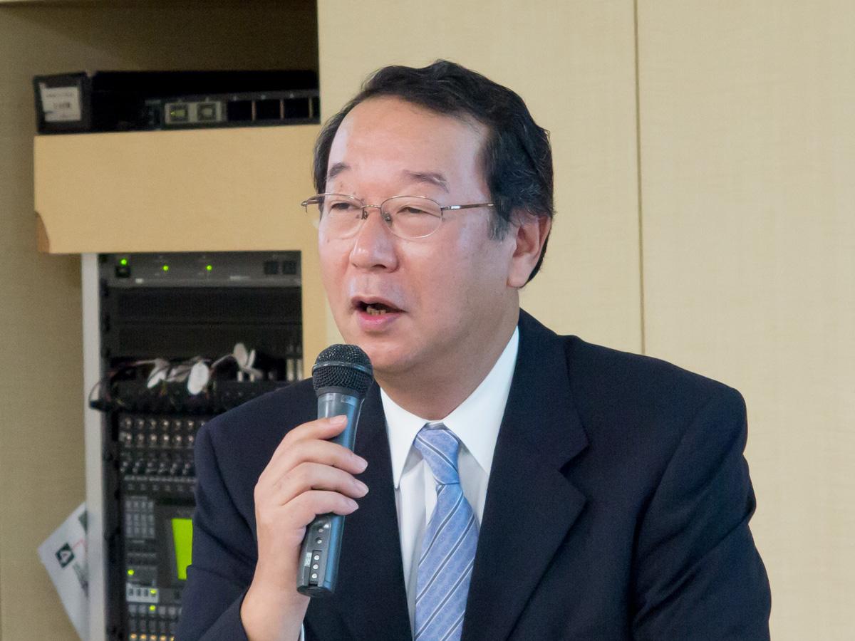 株式会社産経デジタル代表取締役社長の近藤哲司氏
