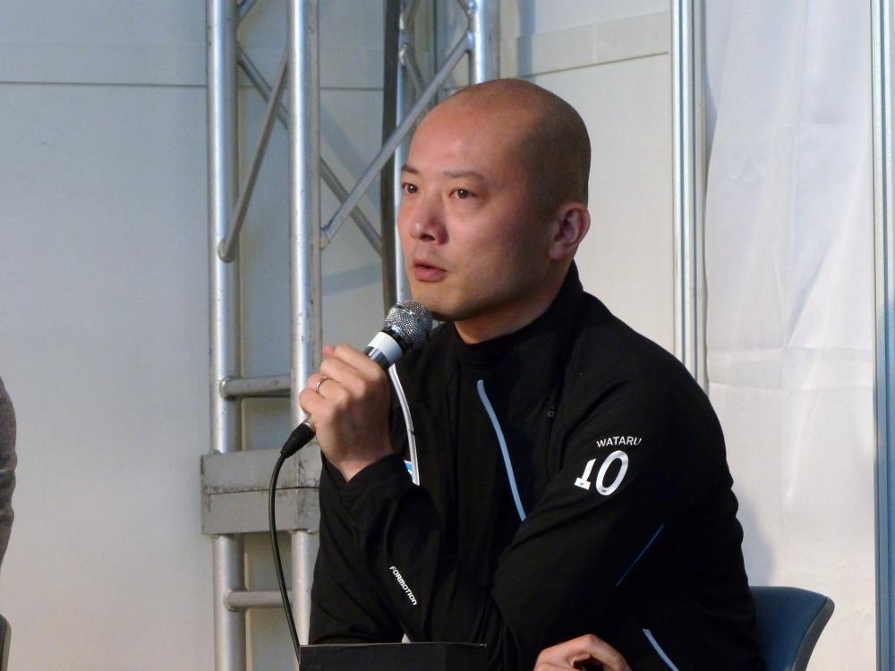 SAPジャパン株式会社の馬場渉氏
