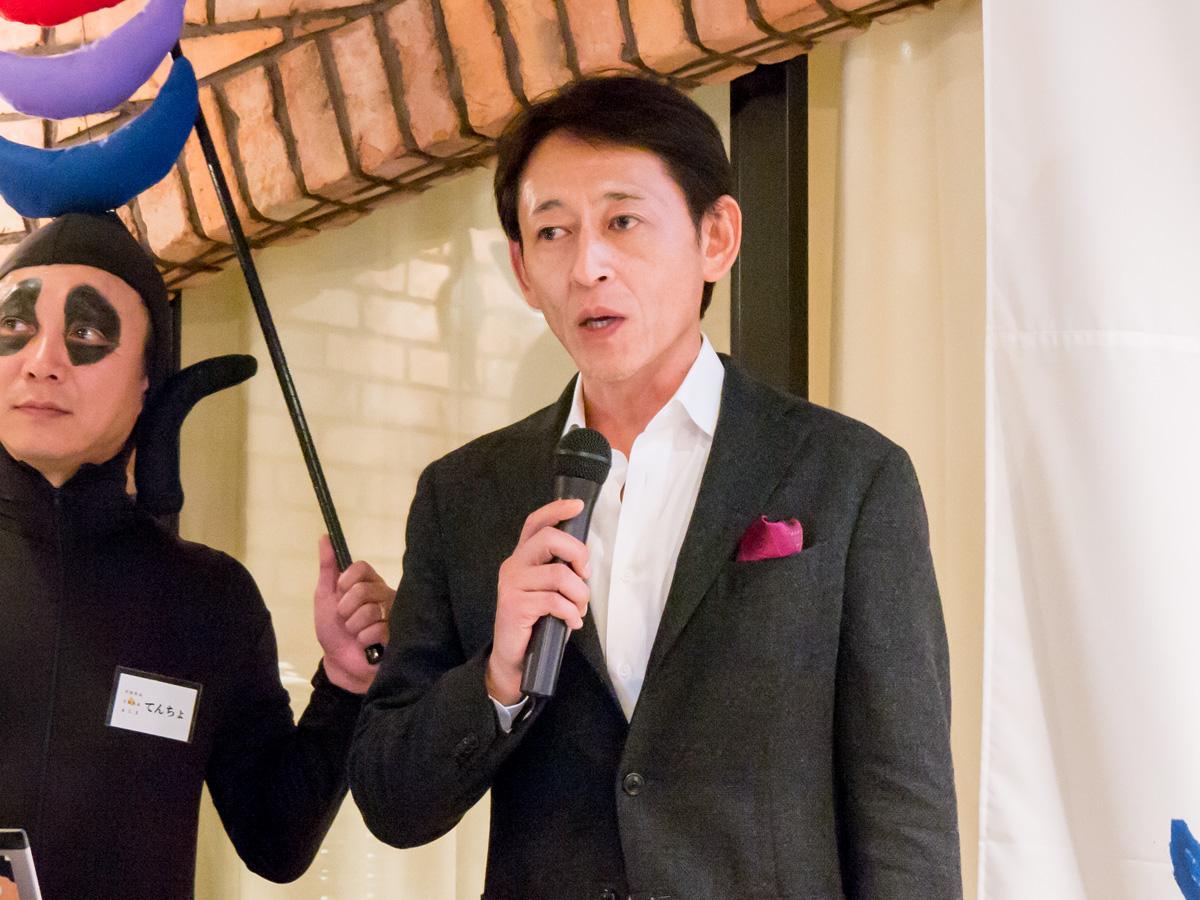 アマゾンジャパン株式会社バイスプレジデント兼消費財事業本部本部長の前田宏氏