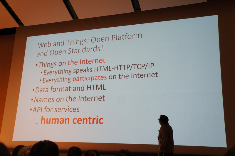 「『human centric』が重要」