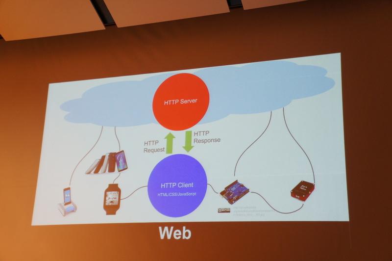 IoT時代のウェブは、機器が直接クラウドにつながる