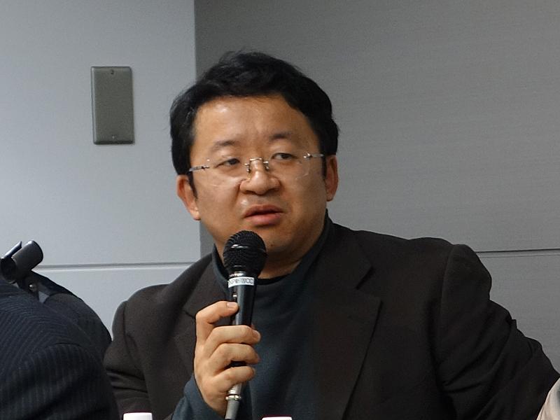 田村善之氏