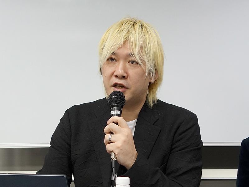 津田大介氏