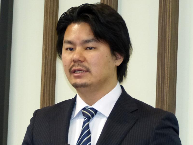 JPCERTコーディネーションセンター 早期警戒グループマネージャーの満永拓邦氏
