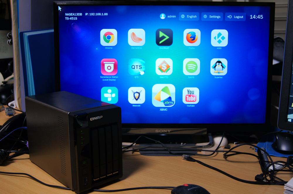 HDMI接続して動画再生なども可能