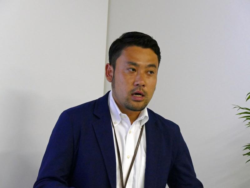 株式会社クリエイティブホープの神田大樹氏
