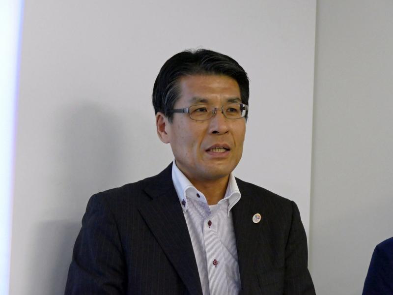 株式会社ビッグツリーテクノロジー&コンサルティングの羽染智氏