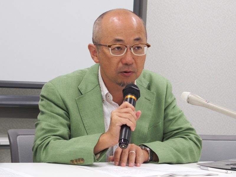 福井健策氏