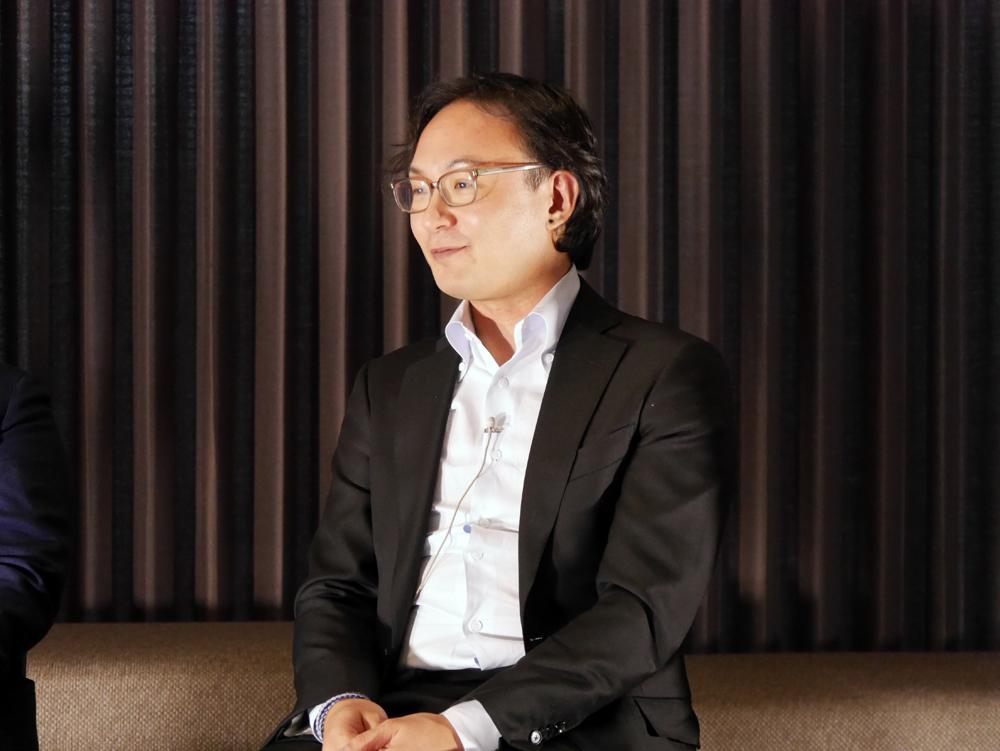 Twitter Japan株式会社執行役員/事業成長戦略本部長の牧野友衛氏