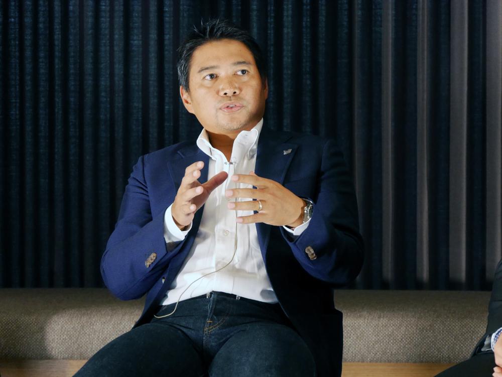 Twitter Japan株式会社執行役員/日本・東アジア地域事業開発担当本部長の味澤将宏氏