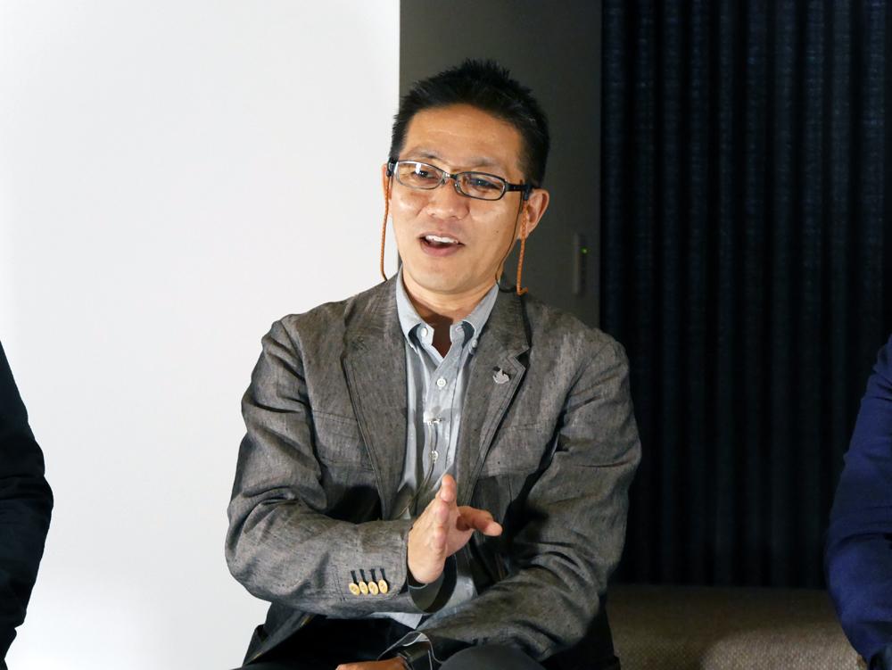 Twitter Japan株式会社執行役員/オンラインセールス担当の王子田克樹氏