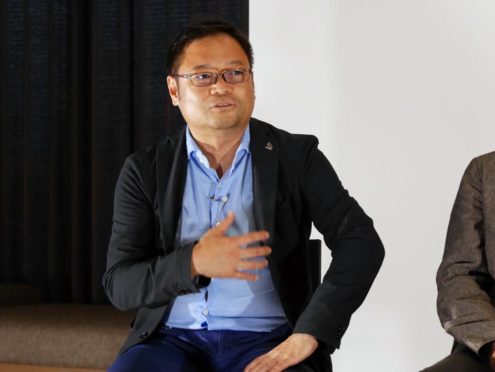 Twitter Japan株式会社代表取締役の笹本裕氏