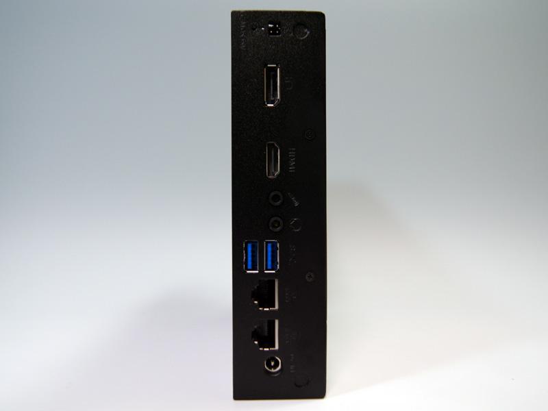 LANポートを2ポート搭載