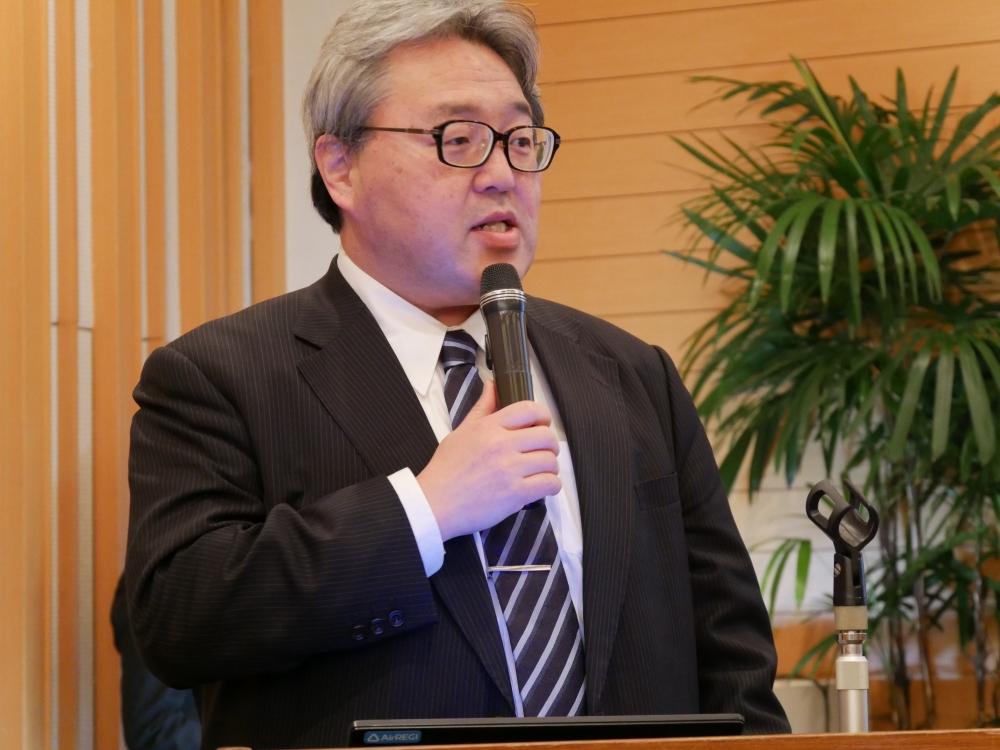 東北大学大学院情報科学研究科教授の堀田龍也氏