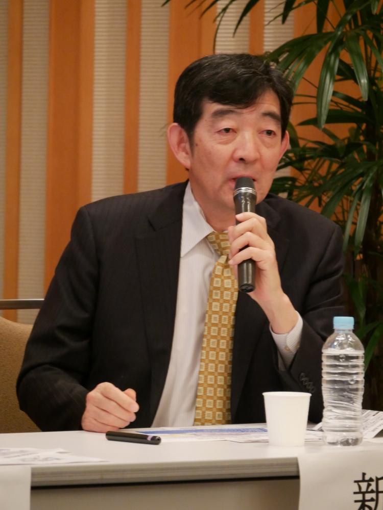 ベネッセ教育総合研究所の新井健一氏