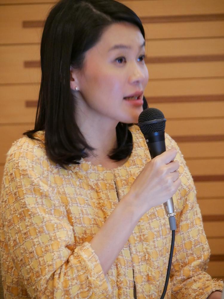 DiTT事務局長/NPO法人CANVAS理事長の石戸奈々子氏