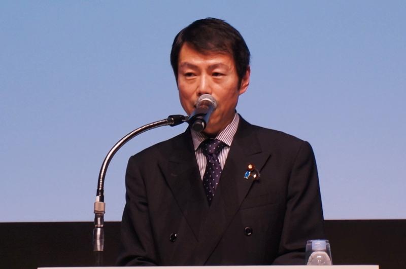 高木宏壽氏(復興大臣政務官)
