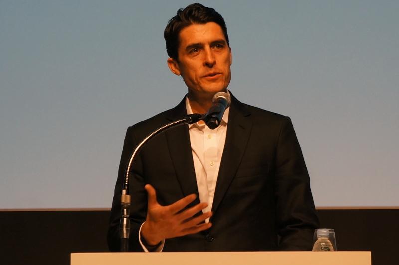 グーグル株式会社代表取締役のピーター・フィッツジェラルド氏
