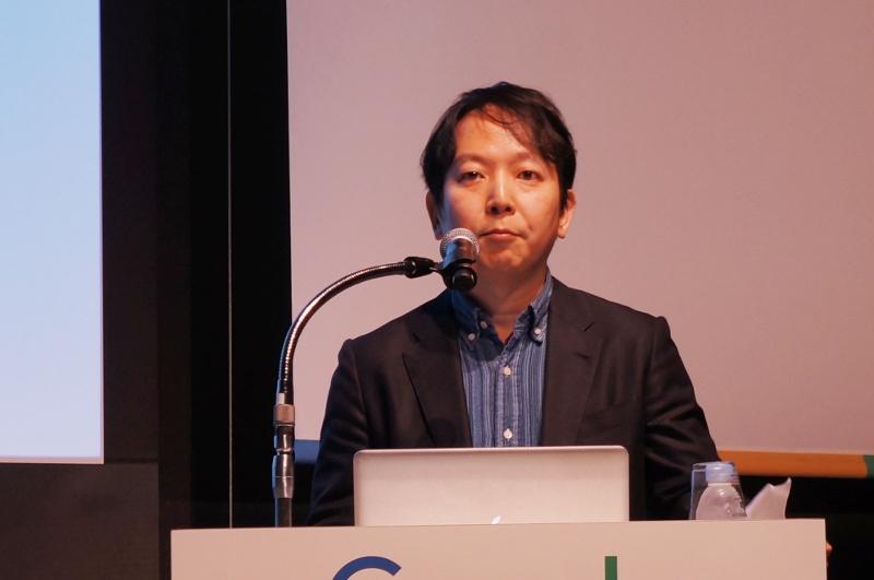 グーグル株式会社製品開発本部長の徳生裕人氏