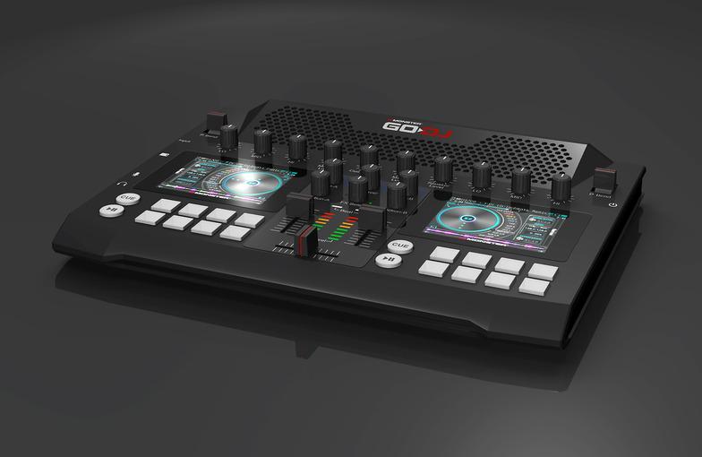 「GO-DJ Plus」