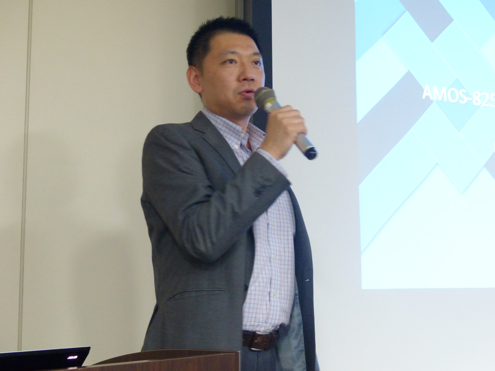 VIA Technologies JapanプロダクトマネージャーのCody Sera氏