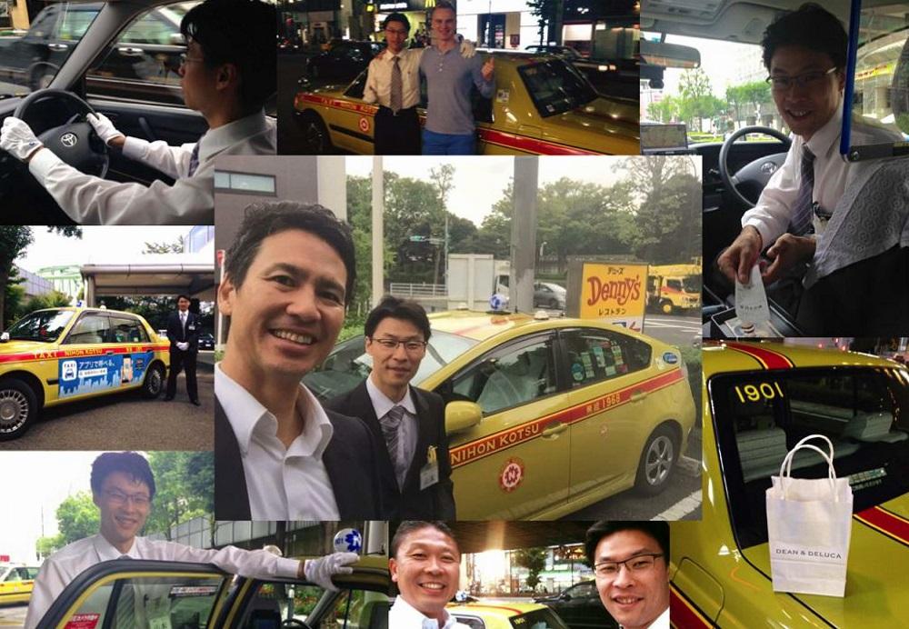 山本氏自身、実際にタクシーで使用感を確認している。民生用のタブレットでは、CPUの性能の問題でナビゲーションが動作しない問題も発生したという