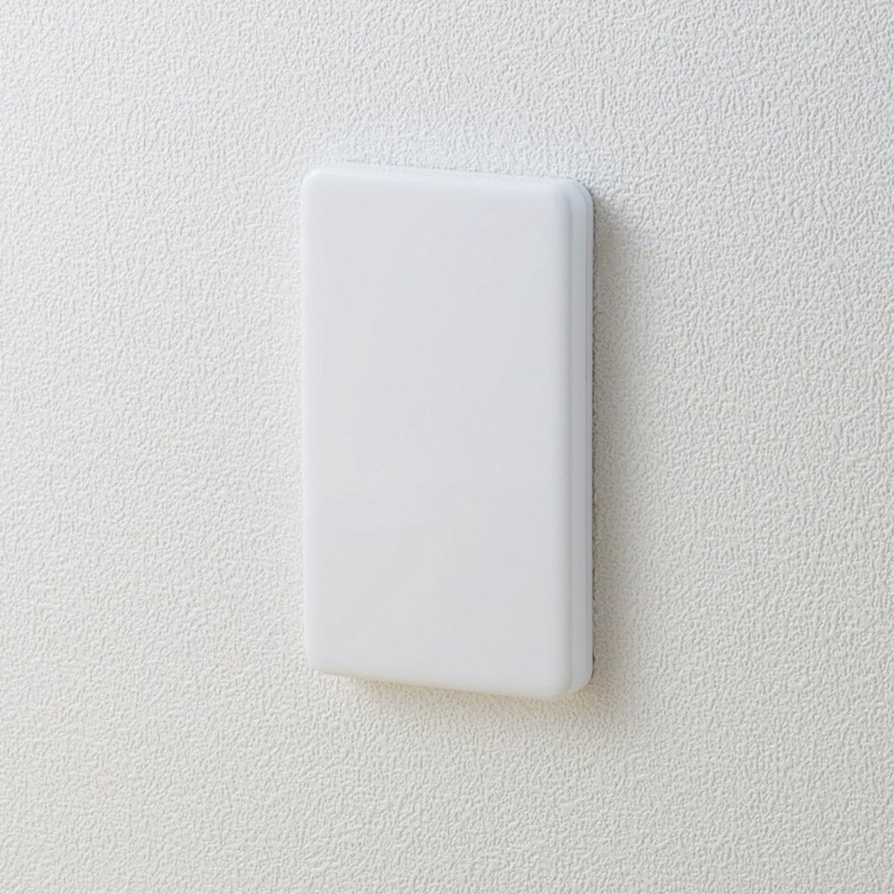 フェースプレートは2種類が付属。Wi-Fi接続サービスのみを提供する場合、同時に有線LAN接続サービスを提供する場合など用途に応じて選べる
