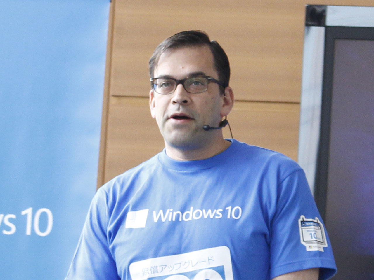 日本マイクロソフト株式会社代表執行役社長の平野拓也氏