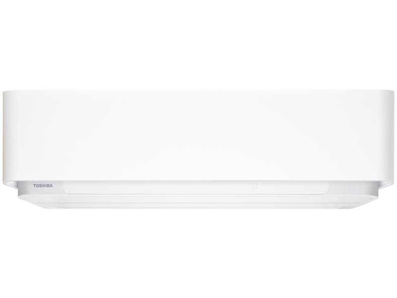 東芝「プラズマ空気清浄機能付エアコン DRシリーズ RAS-B406DR」14畳モデル。実勢価格:24万6,460円