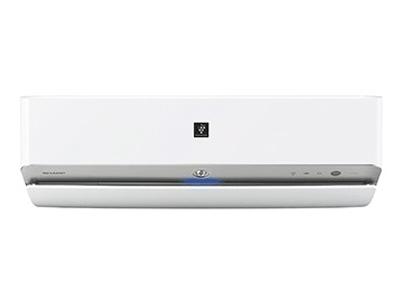 シャープ「プラズマクラスターエアコン Xシリーズ AY-F40X2-W」14畳モデル。実勢価格:22万4,860円