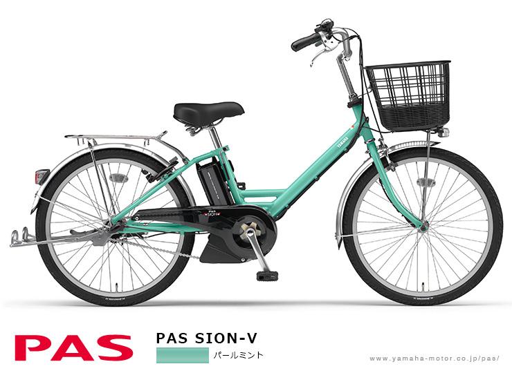 「PAS SION-V」パールミント