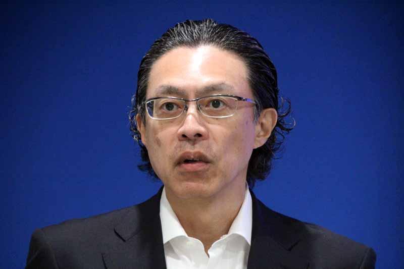 エレクトロラックス・ジャパン 代表取締役社長 長岡慶一氏