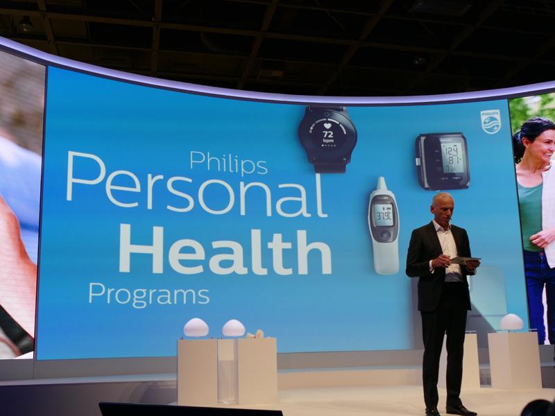 体温計、血圧計などで得たデータも集約して一括管理できる