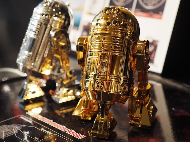 R2-D2 アクション・アラーム・クロック