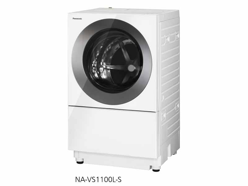ななめドラム洗濯機「Cuble NA-VS1100L」