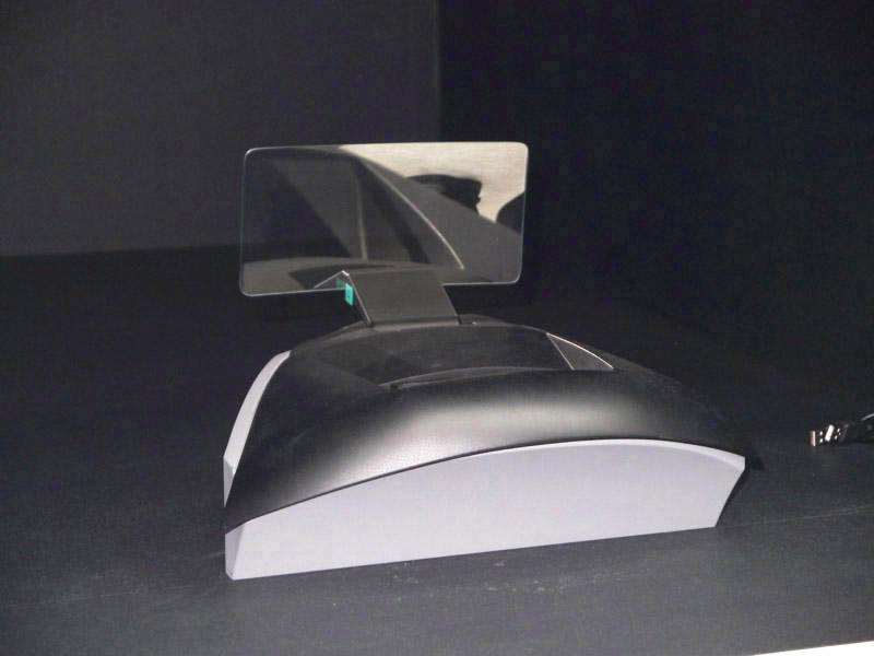 3Dヘッドアップディスプレイ
