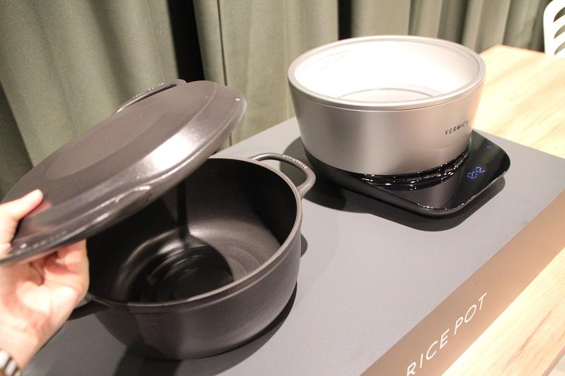 毎回洗うのは鍋とフタのみで、手入れが簡単とする
