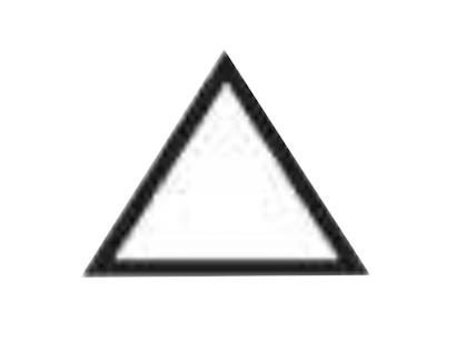 塩素系及び酸素系の漂白剤での漂白処理できることを表す記号