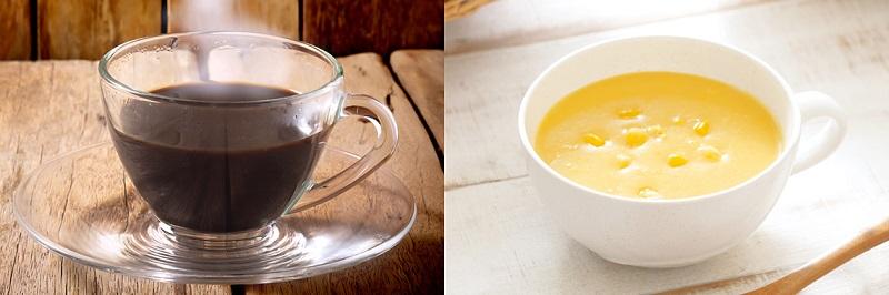 コーヒーの抽出からスープ作りまでできる
