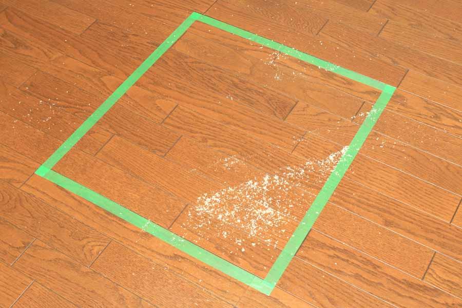 間取りの認識中に迷路に迷い込んでしまうと、ほとんど掃除をしないまま行き倒れてしまう