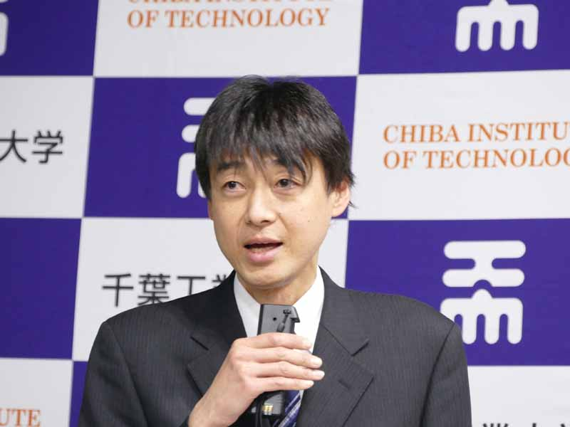千葉工業大学 常任理事 未来ロボット技術研究センター・所長 古田 貴之氏