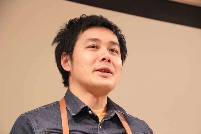 豆香洞コーヒー 焙煎士 後藤直紀氏が焙煎プロファイルを作成